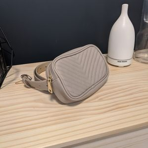 Steve Madden Taupe Fanny Pack